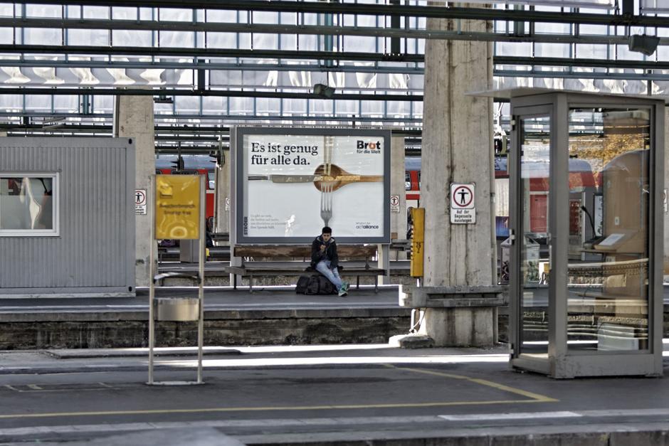 News Streik Bahn