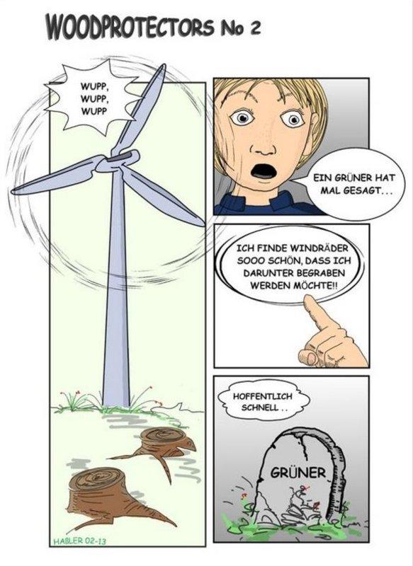 Anti Windkraft
