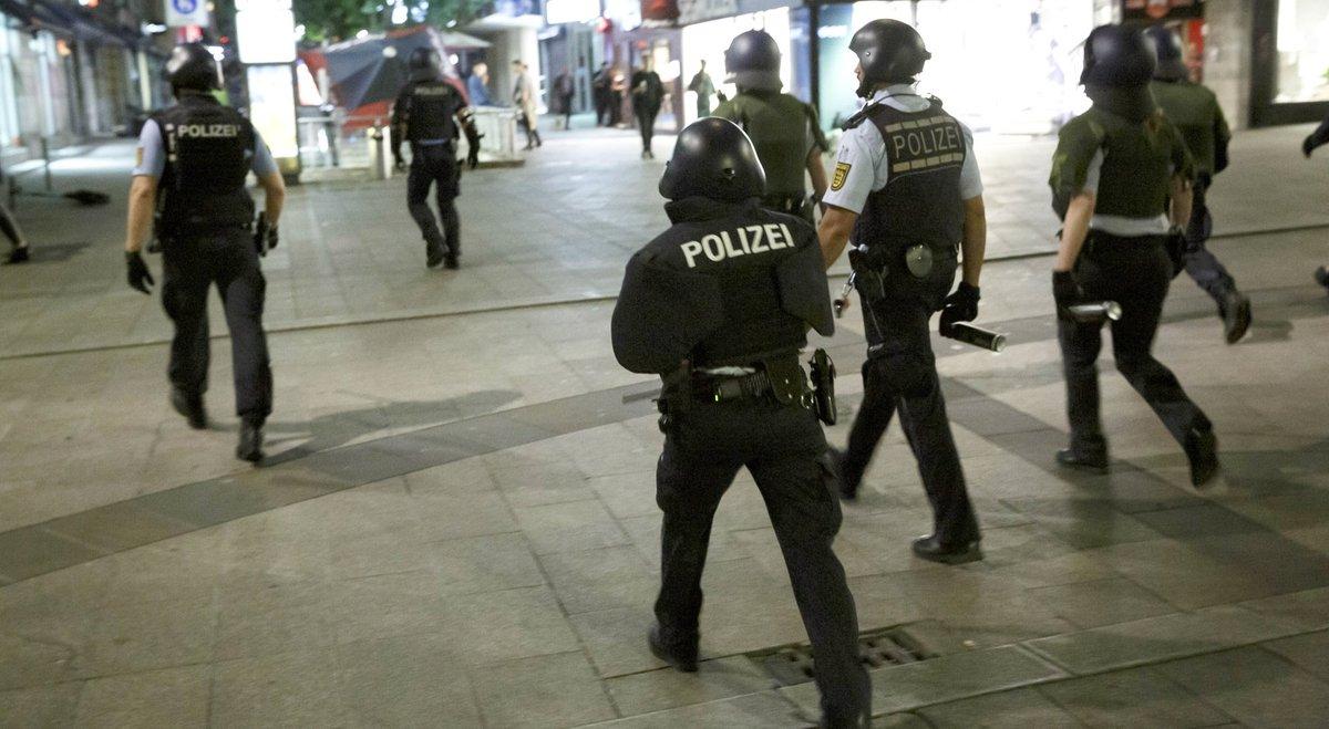 Polizei Stuttgart Ausschreitungen