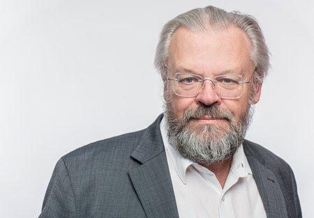 Den NS-Tätern seit Jahren auf der Spur: Wolfgang Proske. Foto: privat