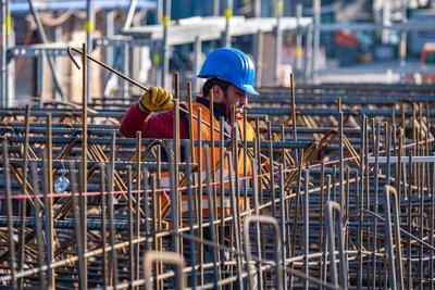 Über sieben Millionen Tonnen Stahlbeton allein für S 21. Foto: Joachim E. Röttgers