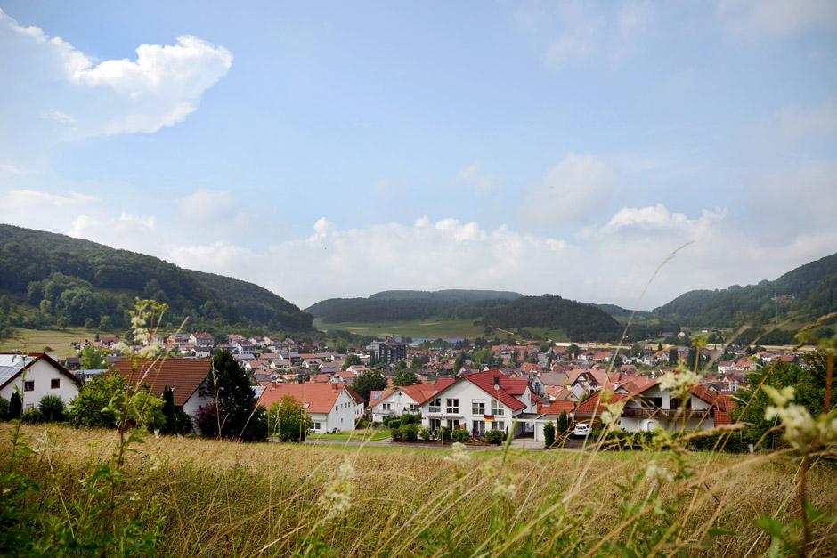 Gruibingen Ist Ein Dorf Auf Der Schwäbischen Alb, Zwischen Stuttgart Und Ulm.  Es Ist Alt Und Schon Immer Ein Wenig Widerborstig. Bis Ins 15.