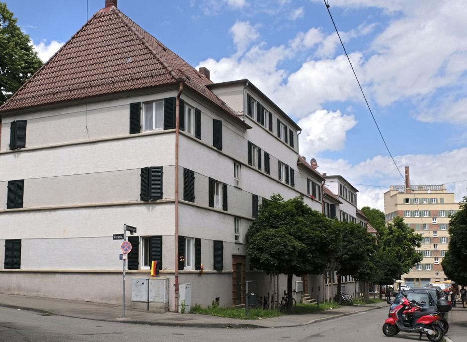 Kontext wochenzeitung ausgabe 280 1000 wohnungen for Villas weissenhofsiedlung