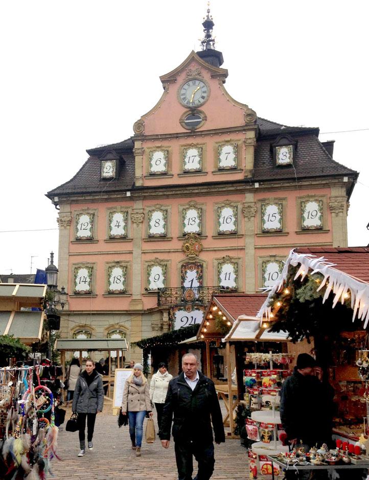 Schwäbisch Gmünd Weihnachtsmarkt.Kontext Wochenzeitung Ausgabe 351 Das Wunder Von Gmünd