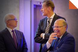 Richard Rebmann, Mathias Doepfner, Valdo Lehari
