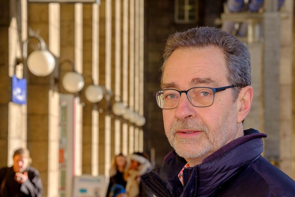 Porträt Roland Kugler