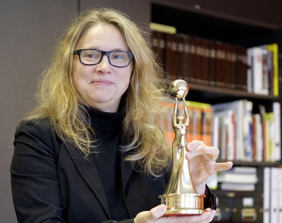 Schneider-Bönninger mit dem Kulturmarken-Award