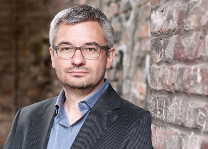 Porträt Michael Weingarten