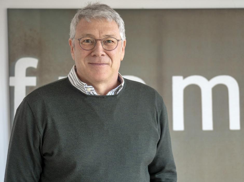 Walter Wüllenweber. Foto: Martin Storz